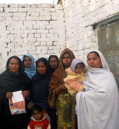 Yasmeen Akhtar's Group