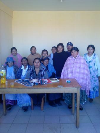 Las Misioneras Group