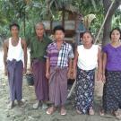 Hleit Chaung Pauk Gyi (B) Village Group
