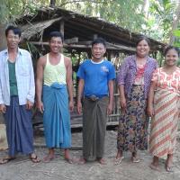 Thae Kone Gyi Village Group 1