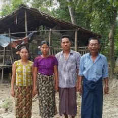 Ah Se' Ka Lay-1 (A) Village Group