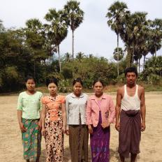 Thae Kone Gyi-1 (C ) Village Group