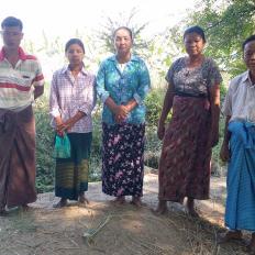 Kya Paing – 1 (B) Village Group