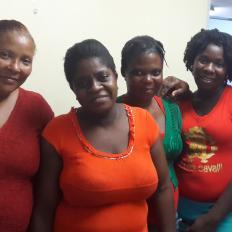 Mujeres Esforzadas 6 Group