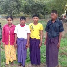 Ta Nyin Kone (1) B Village Group
