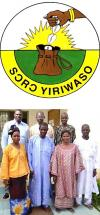 Soro Yiriwaso, a partner of Save the Children