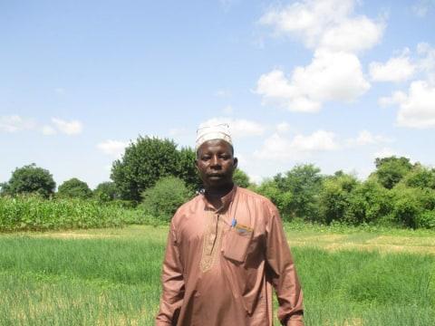 photo of Saidou