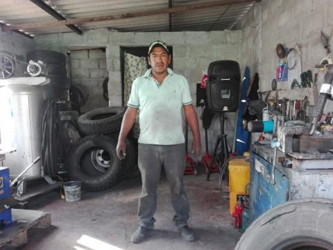 photo of Jorge Enrique
