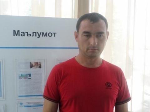 photo of Rustamjon