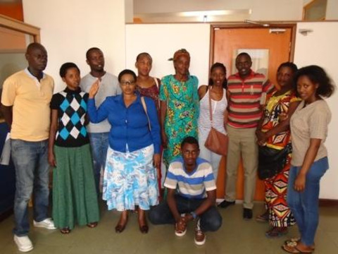 photo of Abakundana Nyarugenge Group