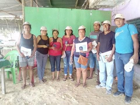 photo of Trabajando Juntos Para El Desarrollo De Libertad Group