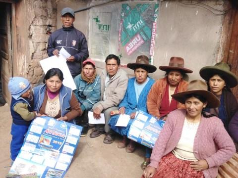 photo of Patron San Juan De Mosoc Llacta Group