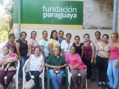 photo of Maria Auxiliadora Group