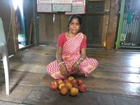 photo of Sumitra