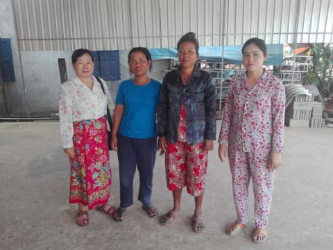 photo of Nginchi's Group