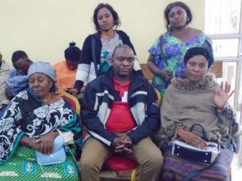 photo of Virunga City Group