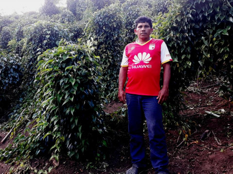 photo of Eber Luis