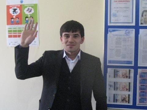 photo of Suhrob