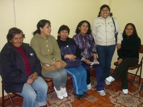 photo of Fe Y Alegria Group