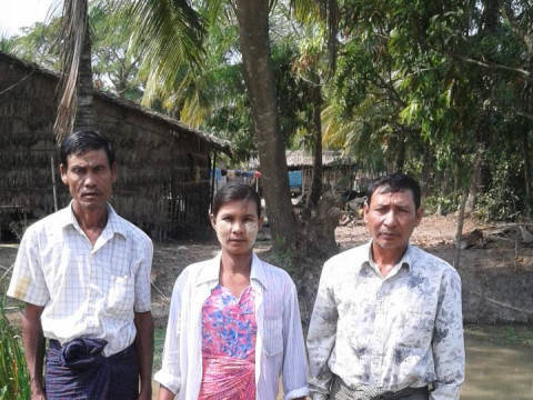 photo of Nyaung Pin Tan Village Group