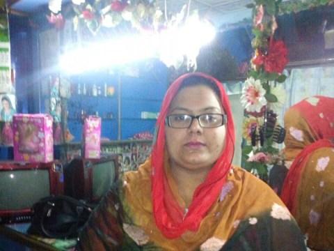 photo of Aliya Bashir