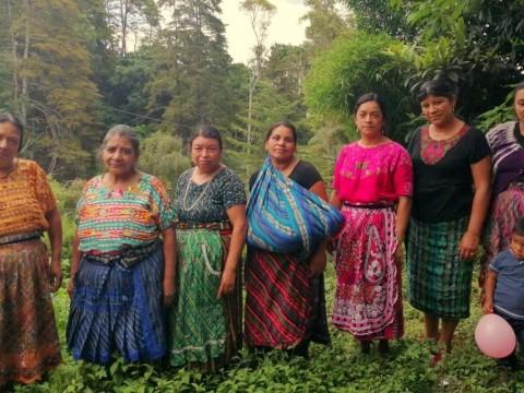 photo of El Rosario Sacatepequez Group