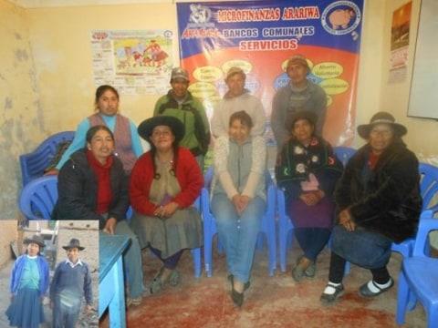 photo of Virgen Natividad De Lares Group