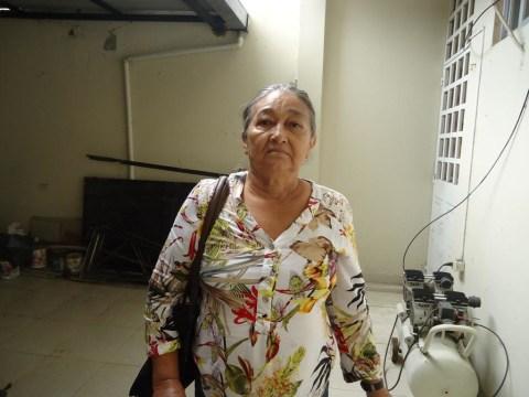 photo of Teresita Rufantina