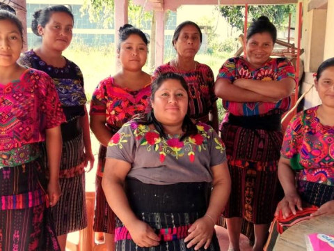 photo of Luchadoras Del Temal Group