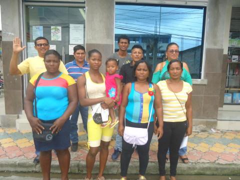 photo of Unidos Venceremos Group