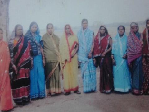 photo of Khetreswari Self Help Group