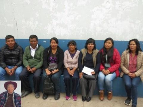 photo of Caminemos Juntas 2 Group