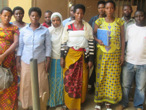 photo of Abakundumurimo Sub Grp B Group