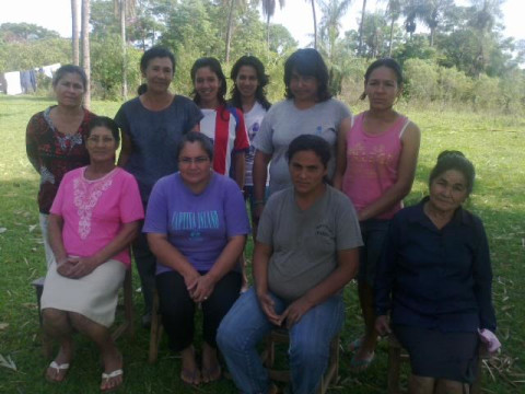 photo of Vecinas Alegres Group