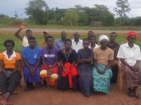 photo of Otimkomwa Women Farmers Group