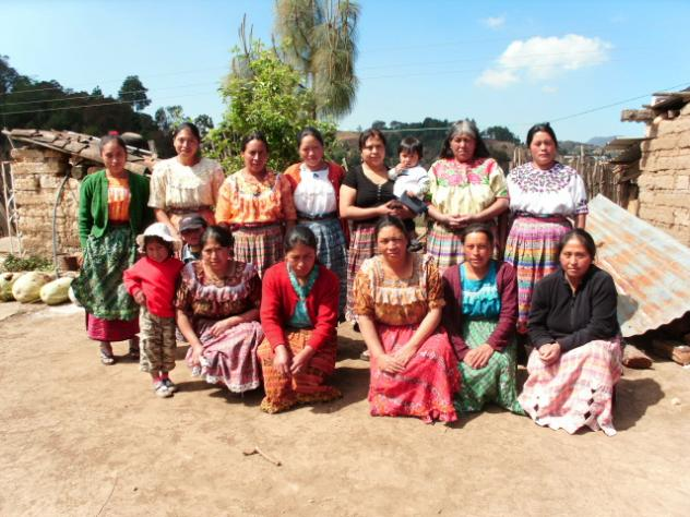 Mujeres De La Cumbre Group