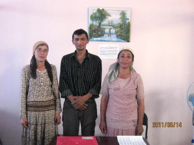 Saodatkhon's Group