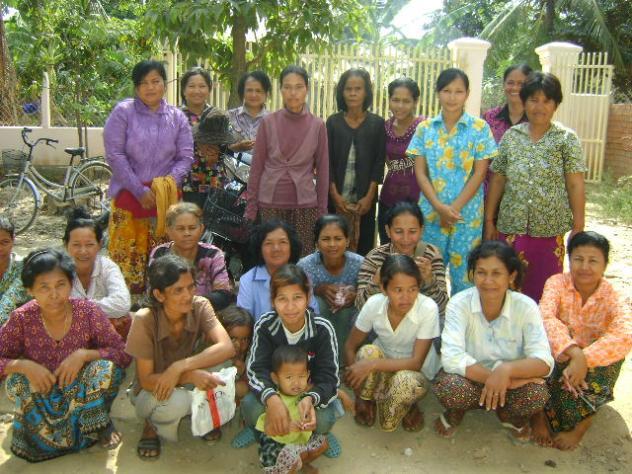 Chanthol's Group