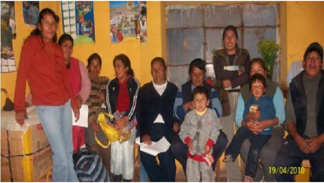 Intihuatana Group