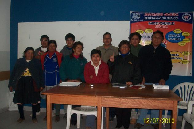 Apu Salkantay Group