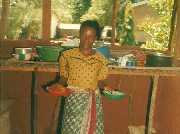 Dama Esha Jefwa