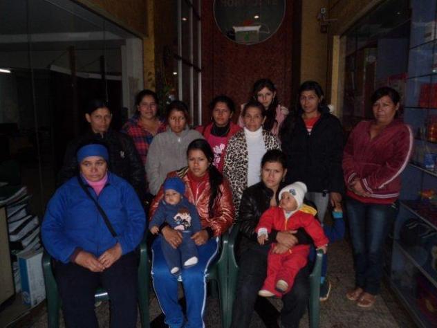 Mujeres Bonitas Group