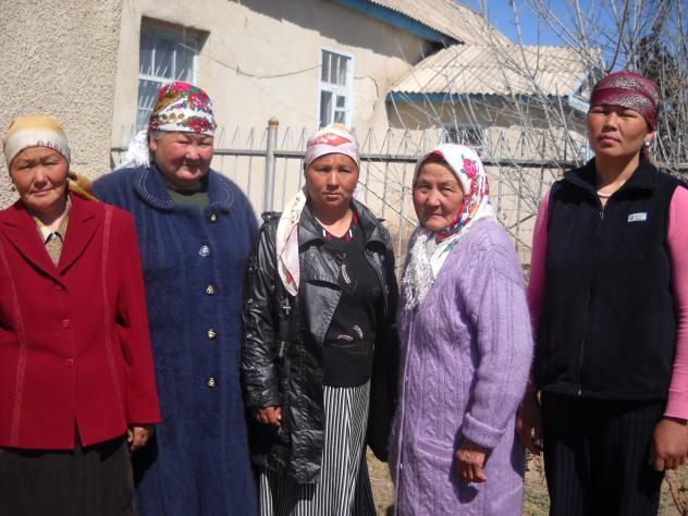 Shaiymkul's Group