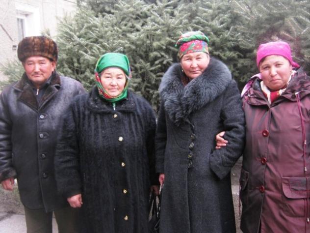 Patila Usonova's Group