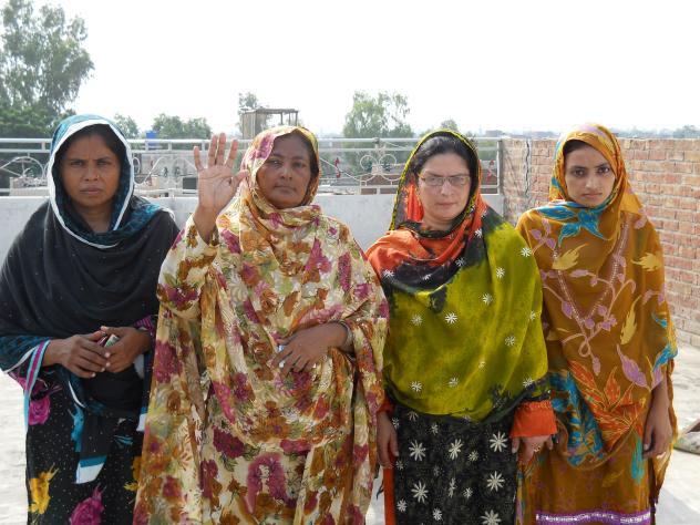 Asia Khurram's Group