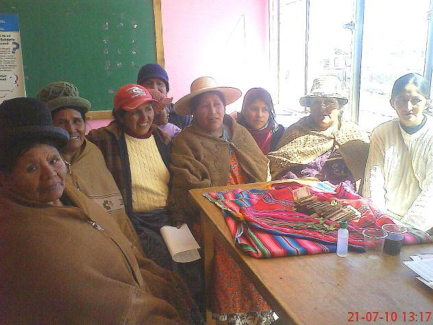 Pacajes Group
