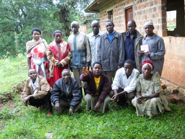 Kibalinga Kyosimba Onanya B, Mubende Group