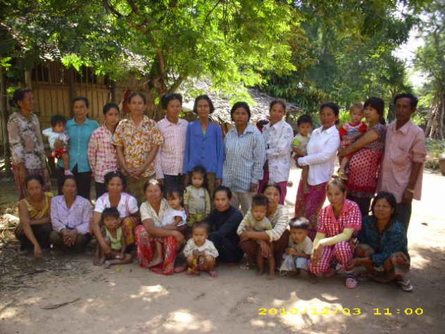 Mrs. Koem Ry Village Bank Group