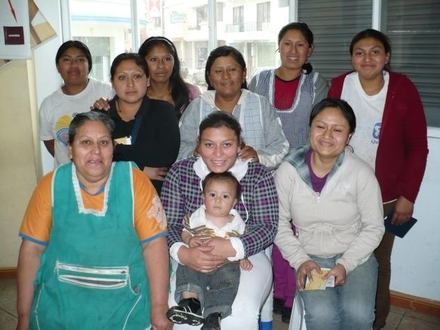Señorcito Del Cautivo (Cuenca) Group