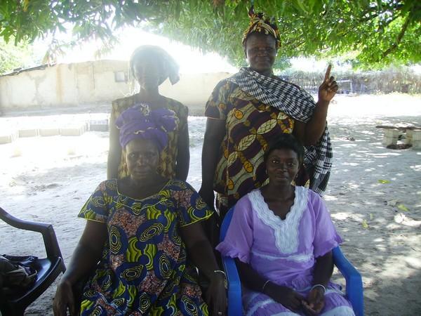 Antoinette's Group